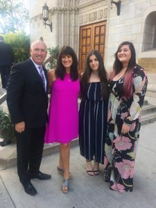 Greg Janda and Family